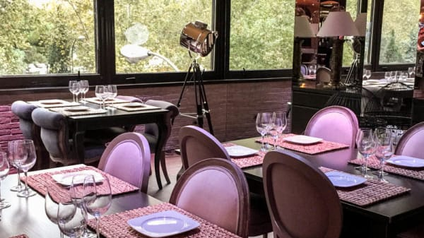 Vista sala - Cambridge Soho Club, Madrid