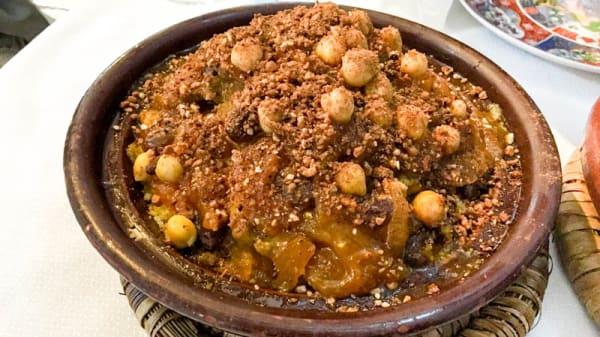 Sugerencia del chef - Chaouen, Granada