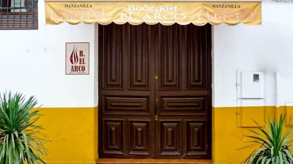 Entrada - Bodegón El Arco, Sevilla