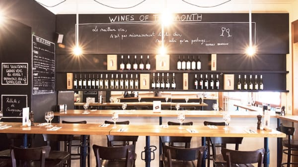salle - Winery Brugmann, Ixelles