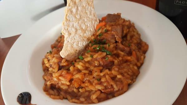 Sugerencia del chef - Nayade Tapas y Vinos, Gelves
