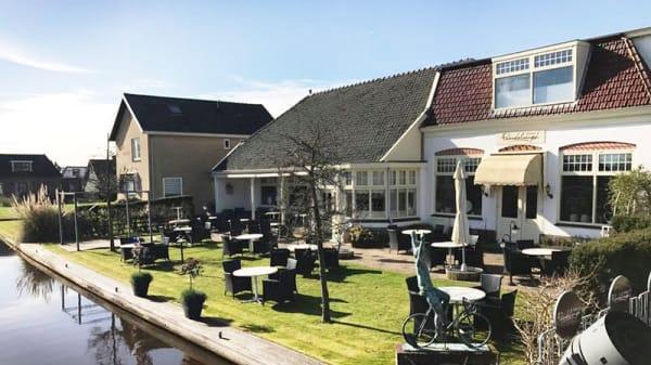 terras - De Paerdeburgh, Rijpwetering