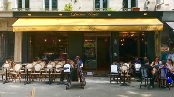 Terrasse - Lutèce Café, Paris