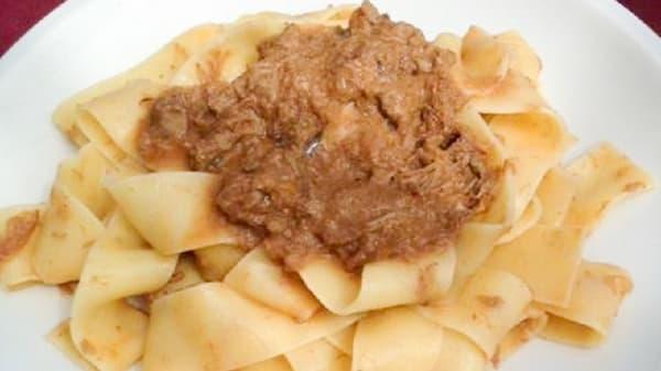 Piatto - Il Vinaio - Enoteca con cucina, Panzano In Chianti