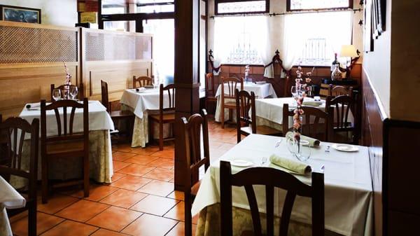 Vista sala - La Almazara, Illescas