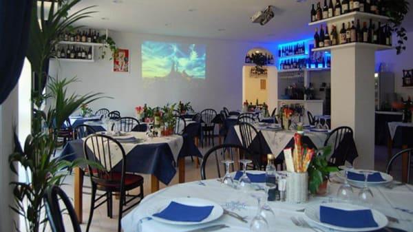 Vista sala - Made in Grill, Sestri Levante