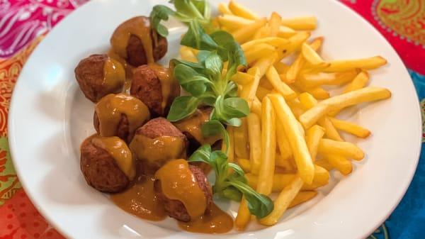Sugerencia del chef - Café Sant Joan + Burger King Kong, Manises