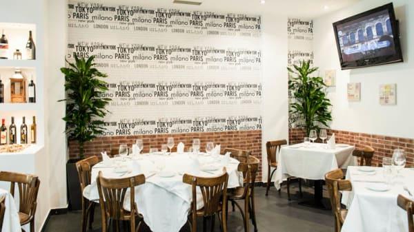 Sala - Restaurante / Brasserie Sixty 6, Lisboa