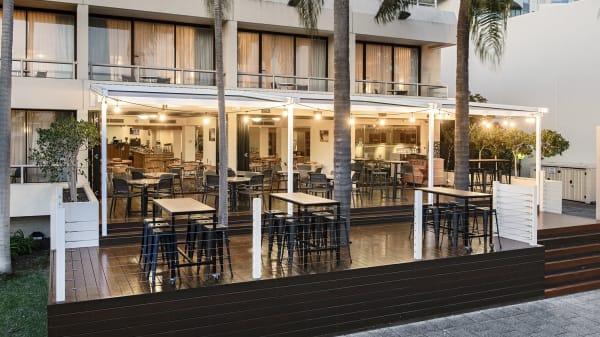 Gusti Terrace & Restaurant - Gusti Restaurant & Bar, Perth (WA)