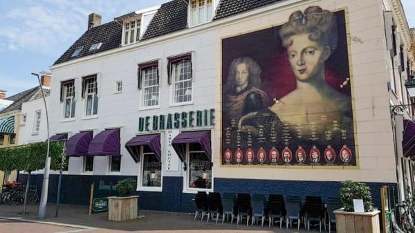 outside - De Brasserie Maria Louise, Leeuwarden