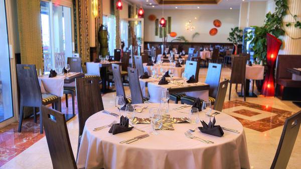 Salle du restaurant - Quai Raphaël - Hôtel Best Western La Marina, Saint-Raphaël
