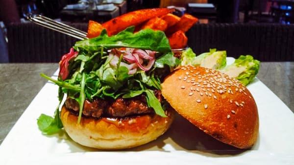 burger - La Tortue, Vincennes