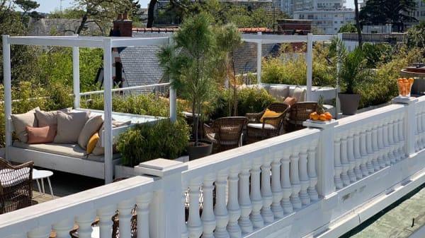 Terrasse - Le Rooftop de la Palmeraie, La Baule-Escoublac