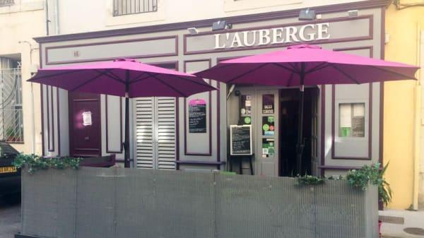 Vue de la salle - L'Auberge, Sète