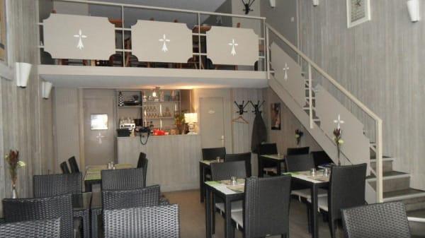 Restaurant - La Blanche Hermine, Lyon