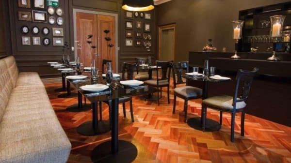 The Deli Lounge (Lastarria Hotel Boutique), Santiago