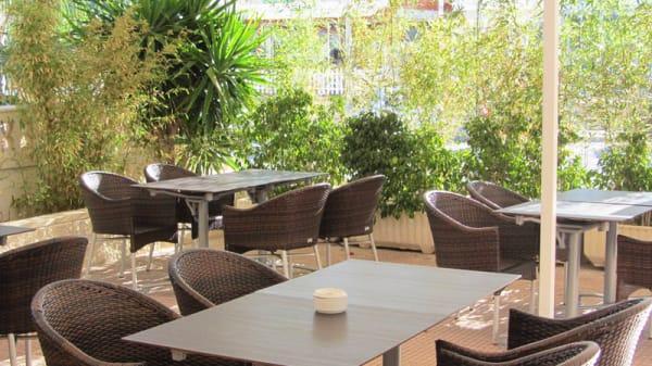 Vista terraza - Andra Mari, El Campello