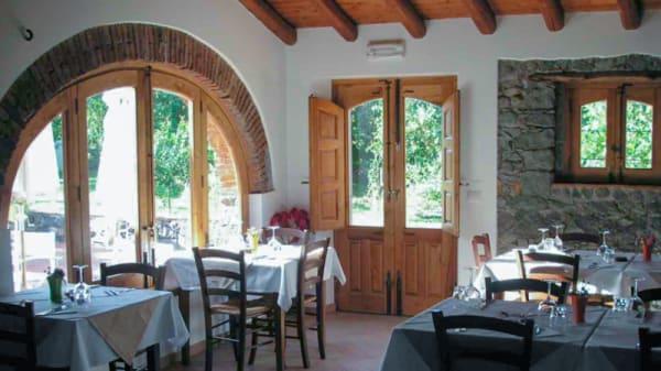 Sala del ristorante - Agriturismo Galea, Riposto