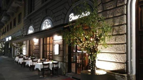 Braceria La Ciccia, Milan