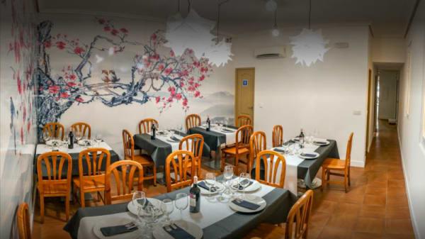 Sala - Restaurante Jun - Cocina Coreana, Madrid