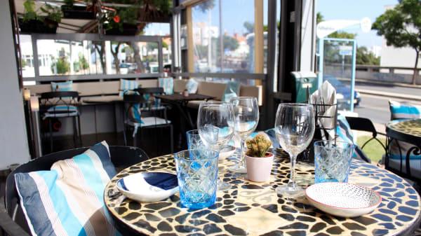 A Galeria Lounge & Portugese Tapas Bar, Albufeira