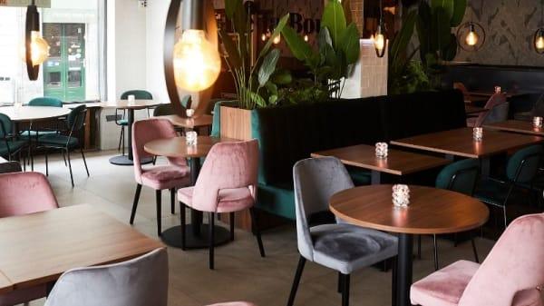 Interieur - Bar & Kitchen - Hotel De la Bourse, Maastricht