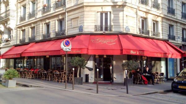 Vue façade - Le Bistro de Gaspard, Paris