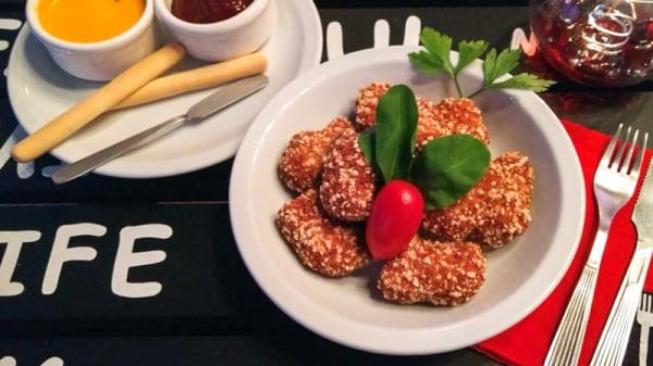 Nuggets de pechuga de pollo - OHANA Bar & Lounge, Buenos Aires