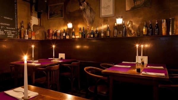 restaurantzaal - Bistro De Bok Nijmegen, Nijmegen