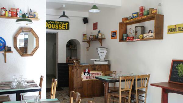 Restaurant - Casseroles et Vieilles Gamelles, Lyon