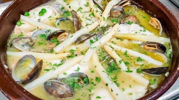 Sugerencia del chef - El Koki, Alicante