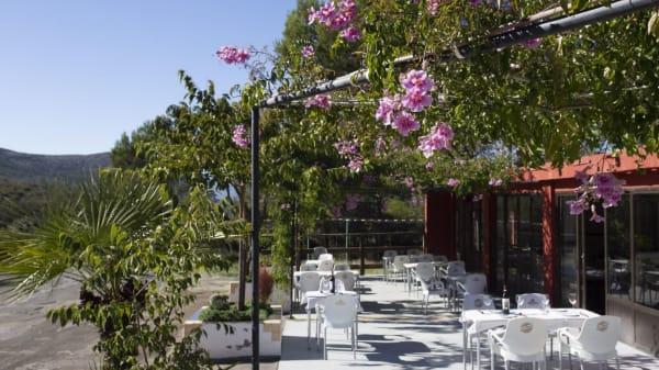 terraza - Bon Vent, Jalón