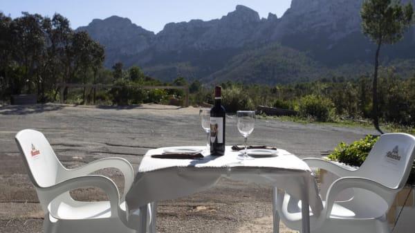 mesa - Bon Vent, Jalón