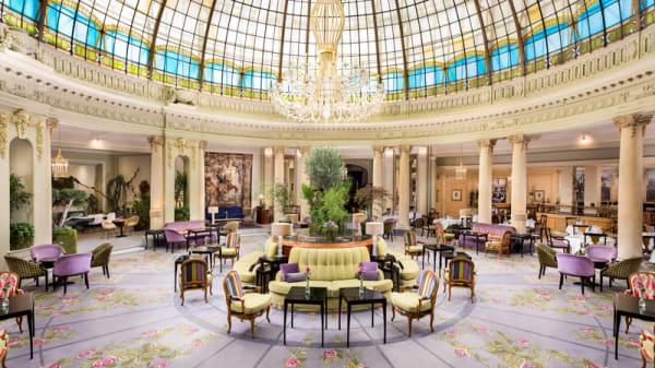 Vista de sala - La Rotonda - Hotel The Westin Palace Madrid, Madrid