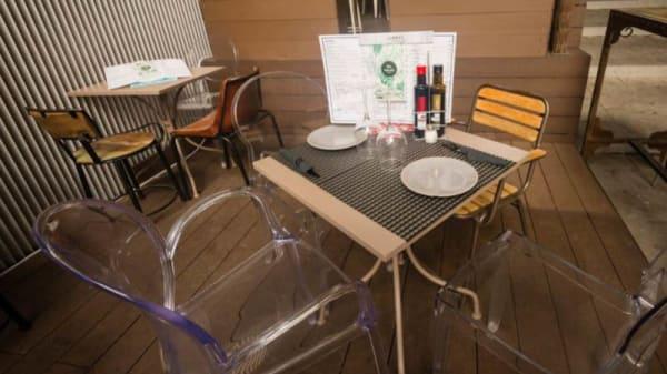 Sugerencia del chef - El Foro, Madrid