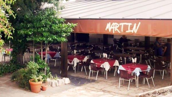 terraza - Martin, Ribadelago Nuevo