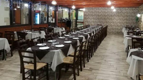 Vista sala - La Pizzaccia, Ragusa