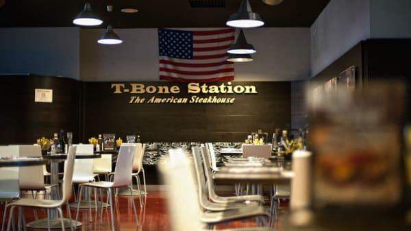 T-Bone Casalecchio - T-Bone Station Casalecchio, Casalecchio di Reno