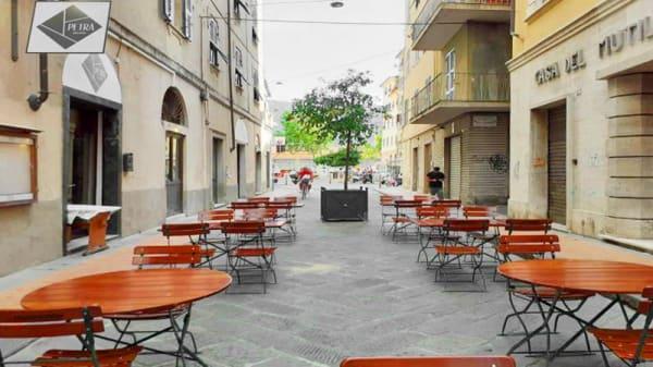 Terrazza - Petra brasserie, La Spezia
