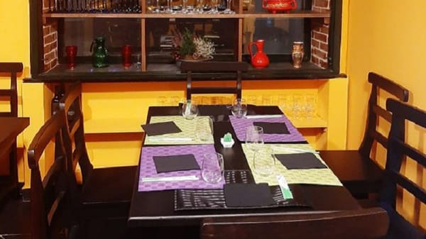 Vista della sala - Sushi Mamba, Nocera Inferiore