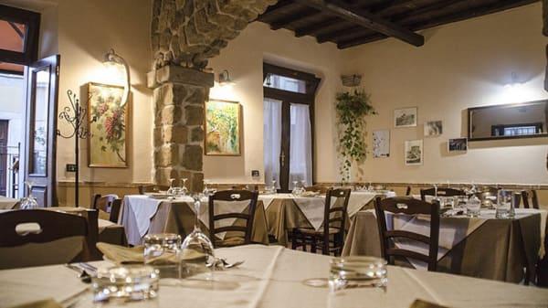 Inetrno - Taverna il Chicco d'Uva, Valmontone