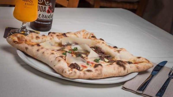Ristorante Pizzeria 4 Venti, Rudalza