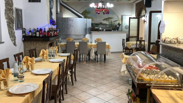 Interno - Anatolia Pizzeria e Steak House, Gorla Maggiore