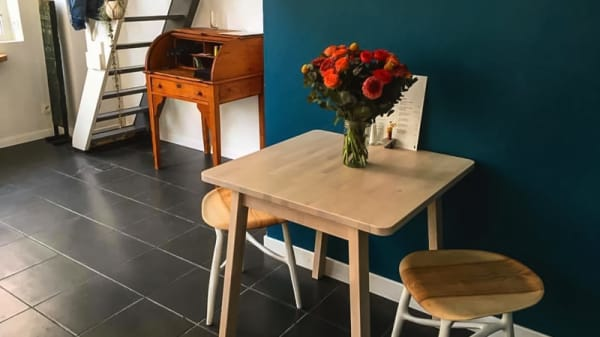 Lovers Table - Les Balançoires, Lille