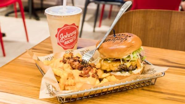 Sugestão do chef - Johnny Rockets - Oscar Freire, São Paulo
