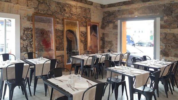 Vista della sala - TIP - Birrificio, Hamburgeria, Pizza Gourmet e Carne, Centro Tre Denari
