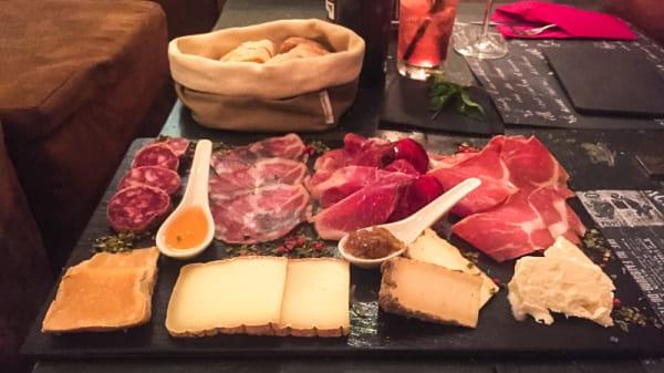 Piatto - Essenza Wine Bar, Rome