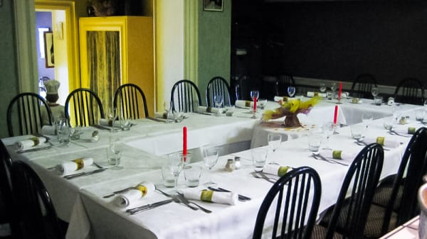 Table pour groupe - L'Alambic, Clermont-Ferrand