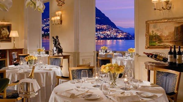Le Restaurant La Veranda - La Veranda, Lugano