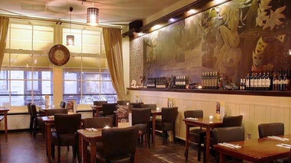 Het restaurant - Babbels, Haarlem